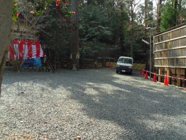 大豊神社 駐車場