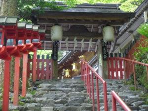 京都洛北 貴船神社