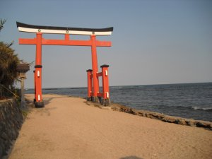 青島神社 縁結び神社