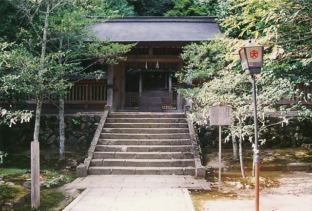 松江の熊野大社は縁結び神社