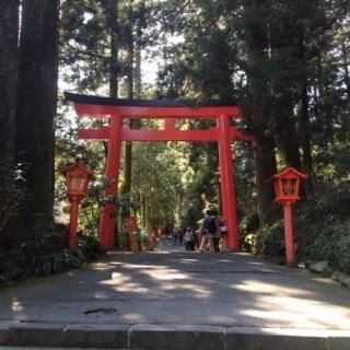 箱根神社 縁結び神社