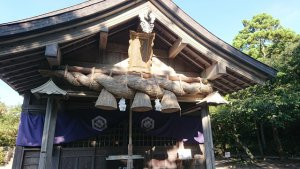 白兎神社 縁結び神社