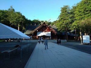 北海道神宮 縁結び神社