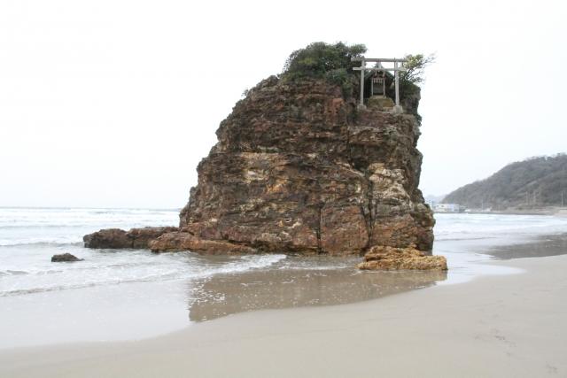 稲佐の浜 出雲大社