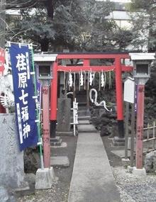 上神明天祖神社 東京都品川区(関東)の縁結び