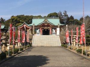 神戸神社 縁結び神社