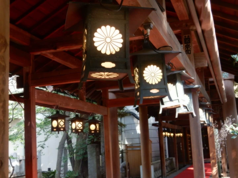 埼玉県川越市の川越氷川神社