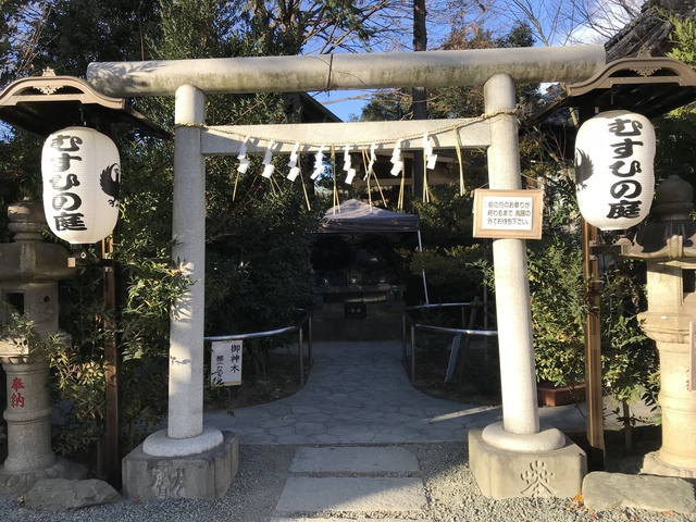 川越熊野神社 縁結び神社