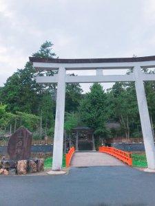 熊野大社 縁結び神社