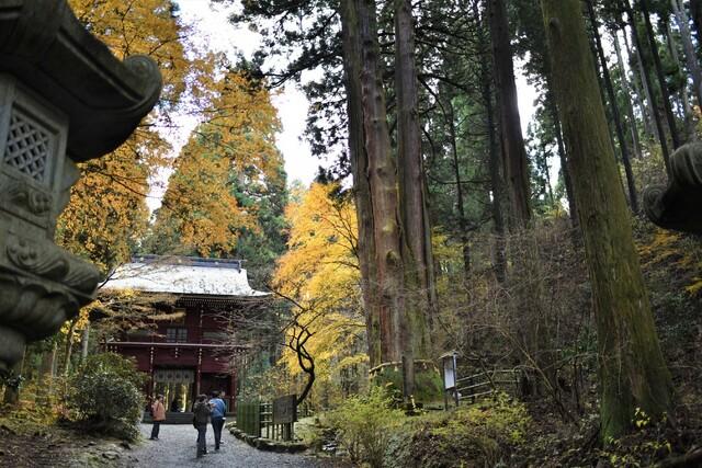 御岩神社 縁結び神社