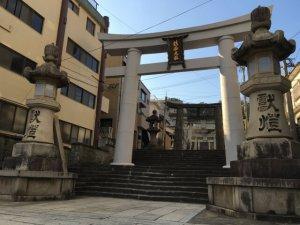 諏訪神社(鎮西大社諏訪神社) 縁結び神社