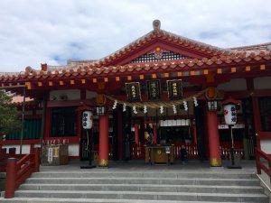 波上宮 縁結び神社