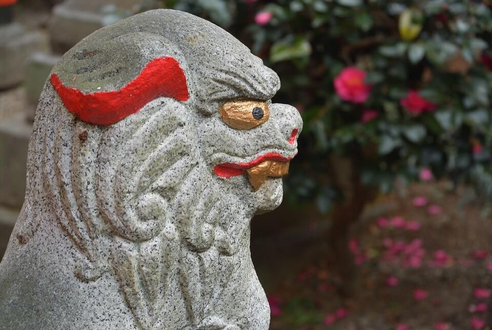 奈良市の御霊神社