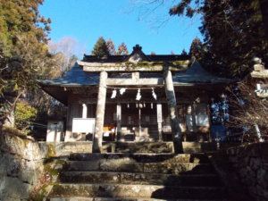 西照神社 縁結び神社