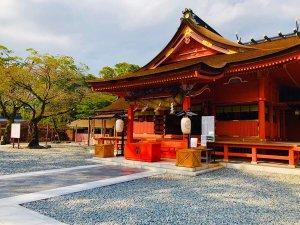 富士山本宮浅間大社 縁結び神社