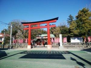 静岡浅間神社 縁結び神社