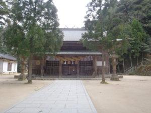 玉作湯神社 縁結び神社