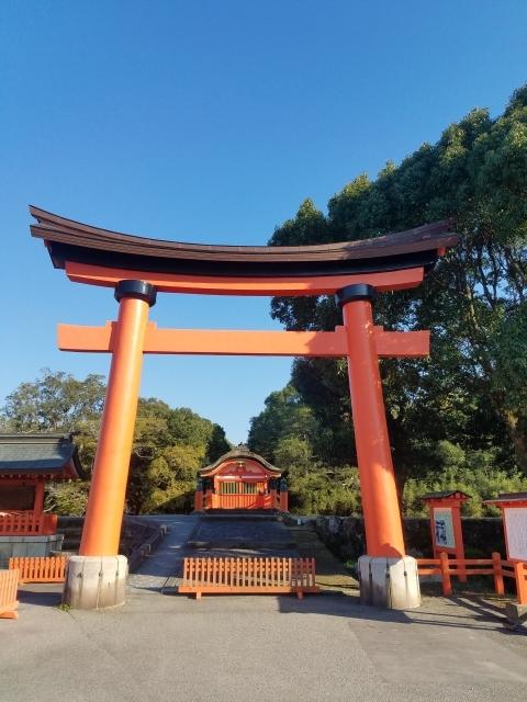 宇佐神宮 縁結び神社