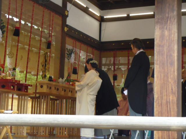 八坂神社 結婚式