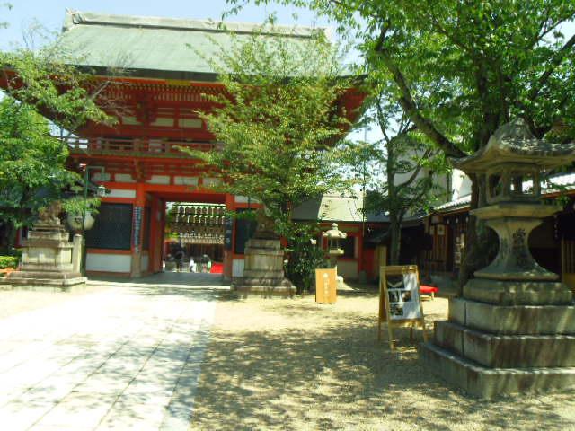 八坂神社 南門