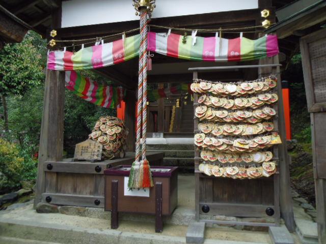 片山御子神社(片岡社)絵馬