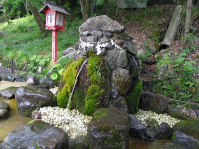 出雲大神宮 真名井の水